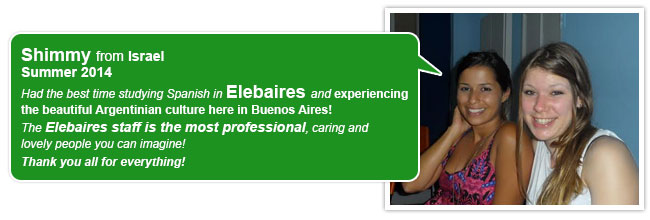 Learn Spanish in Elebaires