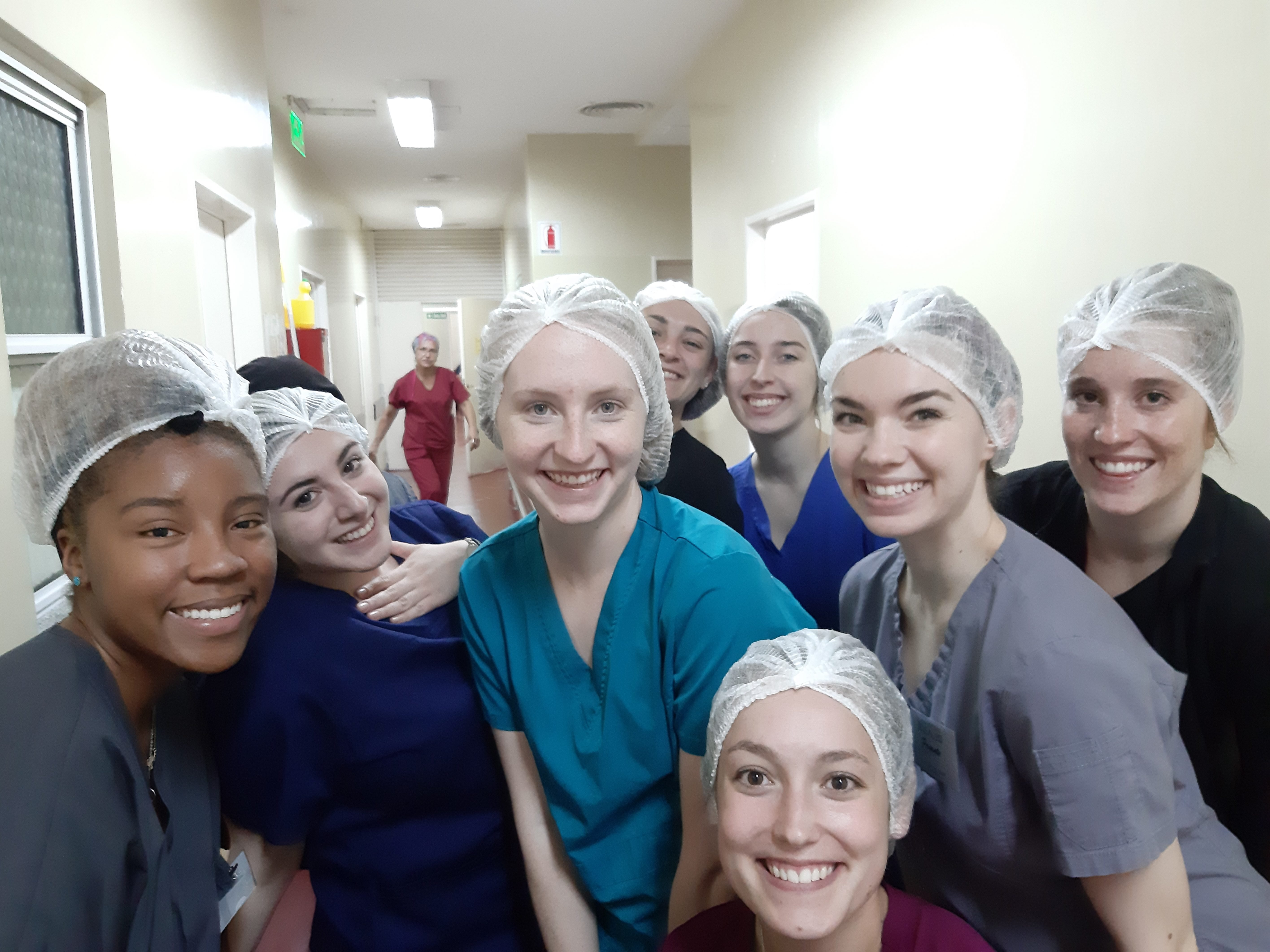 Shadowing is fun! Learn Spanish in a Hospital!