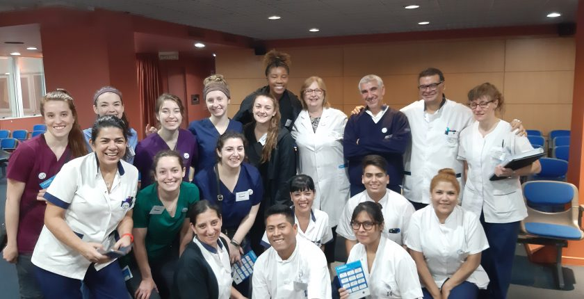 Meet doctors and nurses from Argentina!