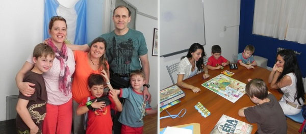 Spanish Course Family Program